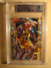1996-97 Shaquille O'Neal Bowmans Best Atomic Refractor Cuts #BC7 BGS 9 Mint