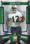 2010 DONRUSS ELITE TURN OF THE CENTURY AUTOGRAPH JACOBY FORD RC #117 177 499