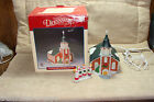 1992 Lemax Porcelain Lighted Church Christmas Village Dickensvale Collection
