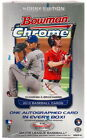 2012 BOWMAN CHROME BASEBALL HOBBY BOX FREE SHIPPING BRYCE HARPER