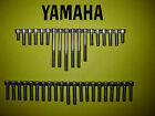 Yamaha TDM850 850cc  Stainless SS Engine Allen Screw Kit *UK FREEPOST*