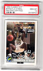 1992 CLASSIC DRAFT PICK SHAQUILLE ONEAL AUTO RC PSA 10 HOF POP 4 JRSY NUMBER #33