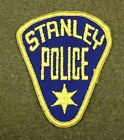 32739) Patch Stanly Constable Police Sheriff Department Insignia Law Badge Fire