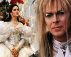 JENNIFER CONNELLY DAVID BOWIE LABYRINTH 8X10 PHOTO #7074