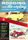 1956 RODDING AND RESTYLING #7 March Make a Track Nose MGTC 1933 Ford CHEVROLET