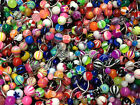 Wholesale Lot Belly Rings Body Jewelry Navel Naval 14g 7 16 FREE SHIPPING