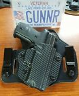 IWB OWB Hybrid Holster Kydex Stitched Bridle Leather The Dual Function