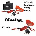 MasterLock Disc Brake Lock 2