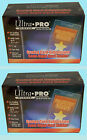 400 ULTRA PRO SEMI RIGID GRADED Card Holder NEW Sleeves PSA BGS Submission 43000