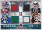 2011-12 In the Game Between the Pipes Hockey Cards 44