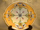 Luster Ware Noritake Vintage Oval Hand Painted Japanese China Nut Candy Dish