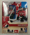 Team Canada OYO Shea Weber G1LE Series 1 Mini Figure