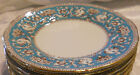 Turquoise Ellesmere Bone China Crown Staffordshire 6