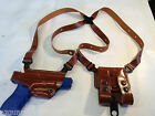 Galco SSII Shoulder Holster RH Tan for HK USP 9mm 40  SS292