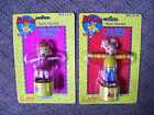Arthur figure toys Push Puppet Arthur and D.W. Mint in really nice packages 1998