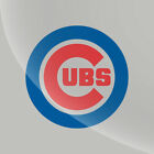 Chicago Cubs 2 Color Decal Sticker 5 SIZES