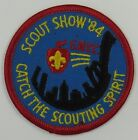 Greater New York Council 1984 Scout Show Catch the Scouting Spirit [H1865]