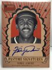 Fergie Jenkins 2013 Americas Pastime Signatures GOLD on-card Auto #'d 3 25 CUBS