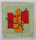 Plankeshaw Council 1961 Two Rivers District Camporee [H2008]