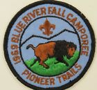 Pioneer Trails District 1969 Blue River Fall Camporee [H3884]