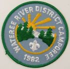 Wateree River District 1982 Camporee [H3706]