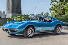 Chevrolet  Corvette 427 CHEVY 1969 chevy corvette 427 all matching numbers 58 k orignal miles
