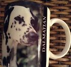 DALMATIAN Coffee/Tea Cup Mug 1994 Xpres By Barbara Augello