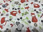 1 Yard Woodland Critters Animals From Adorn It
