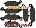 Kawasaki F+R Brake Pads VN 1500 Vulcan Nomad & VN 1600 Classic / Nomad (2000-08)