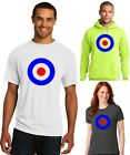 New Vintage Classic RAF Decal TShirt or Hoodie The Who Mod Vespa Lambretta Moped