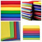 Broadcloth Fabric 45 Cotton Polyester Blend Sold By The Yard Many Colors