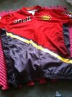Shell Cycling Jersey Womens Large Vintage
