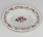 OVAL SERVING BOWL Royal Worcester BOURNEMOUTH fine bone china made in England