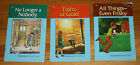 A Beka 2nd grade Curriculum 2 Set Lot Readers Phonics Nobody Frisky PathsGold
