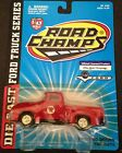 ROAD CHAMPS 1:43 SCALE DIECAST FORD TRUCK F-100 TEXACO RED PICK UP - BRAND NEW -