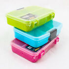 S/M/L Size Plastic Jewelry Removable Tool Box Case Craft Organizer Storage Beads