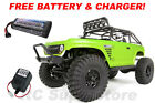 Axial SCX10 Deadbolt 4WD RTR Rock Crawler RC Truck COMBO FREE BATTERY