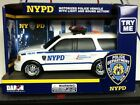 Daron NYPD  Police Dept. Ford Exporer New York City Squad Car ages 3