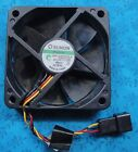 MITSUBISHI WD57731 DLP TV FAN GM1206PHV2-A 299P312010 3 INCH WIRE FITS MANY TV'S