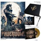 2 SPECIAL BOX SET: KAMELOT - Haven / POWERWOLF - Blessed & Possessed Wooden Box