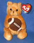 TY BLITZ the BEAR BEANIE BABY - MINT with NEAR PERFECT TAG