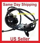 ATV BRAKE ASSEMBLY MASTER CYLINDER CALIPER 50cc 70cc 90cc 110CC 125CC