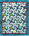 Ocean Breeze quilt pattern by Southwind Designs