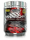 Muscletech Anarchy 30 Servings Pre Workout FREE SHIPPING 5 Flavors