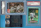 WALTER PAYTON PSA DNA AUTOGRAPH AUTO &#d30 GAME USED JERSEY CARD PSA 9 REFRACTOR