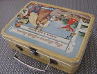 ROY ROGERS VINTAGE 1950S WESTERN LUNCH BOX NICE CONDITION