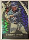 Addison Russell 2015 Panini National NSCC Gold VIP Promo BLACK Refractor RC 1 1