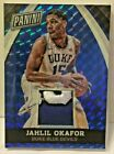 Jahlil Okafor 2015 Panini National NSCC VIP BLUE Ref 3 color Patch RC #'d 25 25