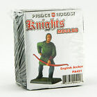 54mm Medieval Archer metal casting rubber Prince August moulds molds PA421