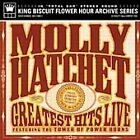 MOLLY HATCHET - GREATEST HITS LIVE - RARE CD